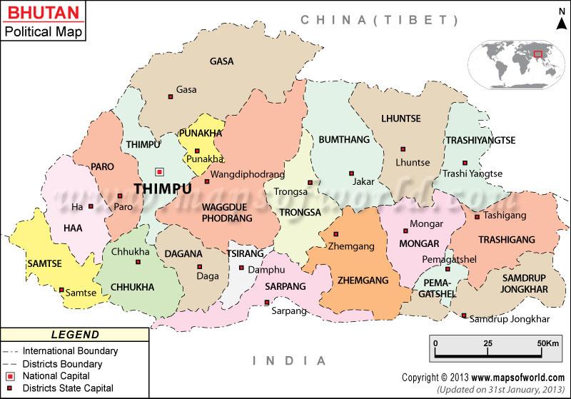 Vương quốc Bhutan